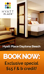 Hyatt Place Oceanfront, Daytona Beach