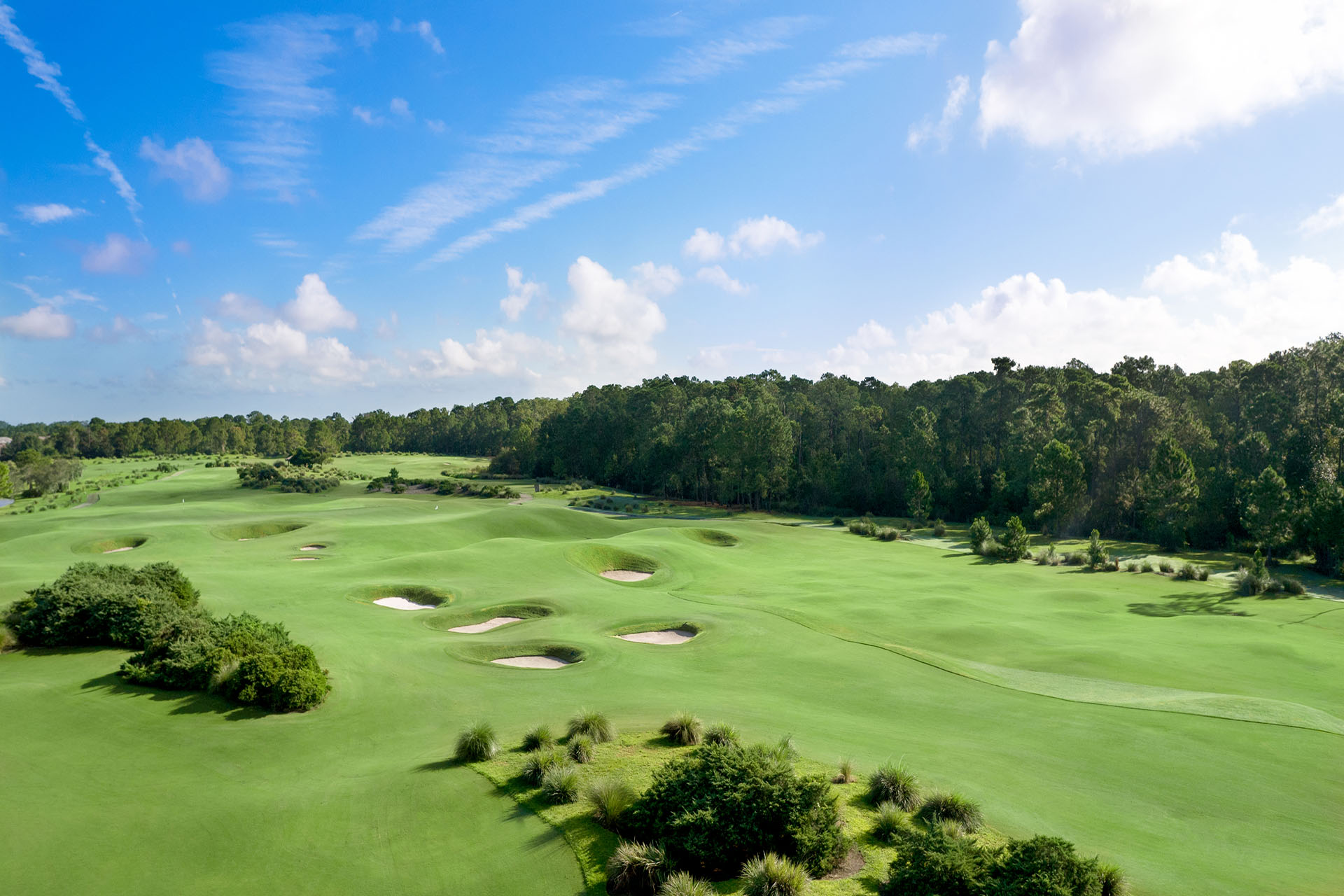 Grand Cypress Golf Club - NEW Course