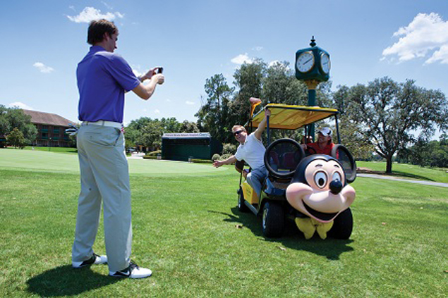 Disney's  Magnolia Golf Course