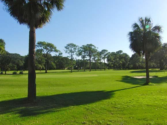 Fernandina Beach Golf Club 1
