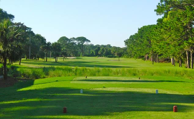 Fernandina Beach Golf Club 3