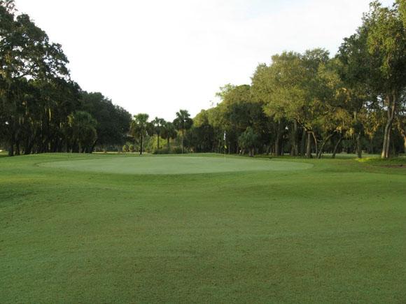 Fernandina Beach Golf Club 7