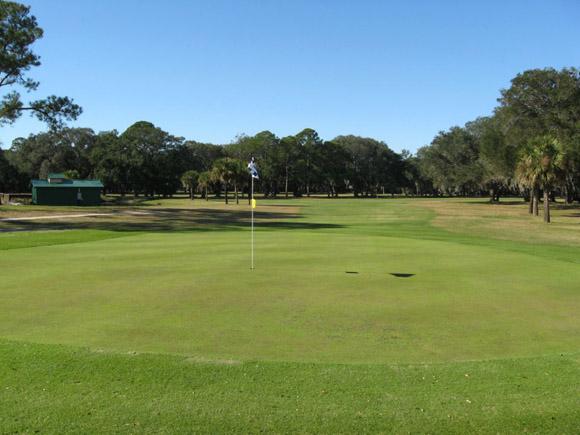 Fernandina Beach Golf Club 8