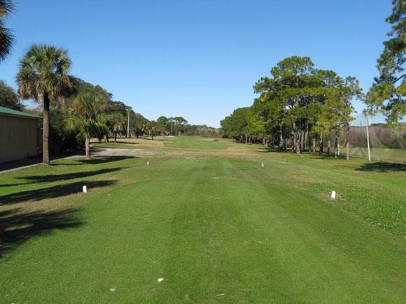 Fernandina Beach Golf Club 9