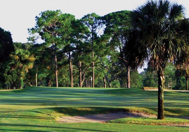 Fernandina Beach Golf Club 14