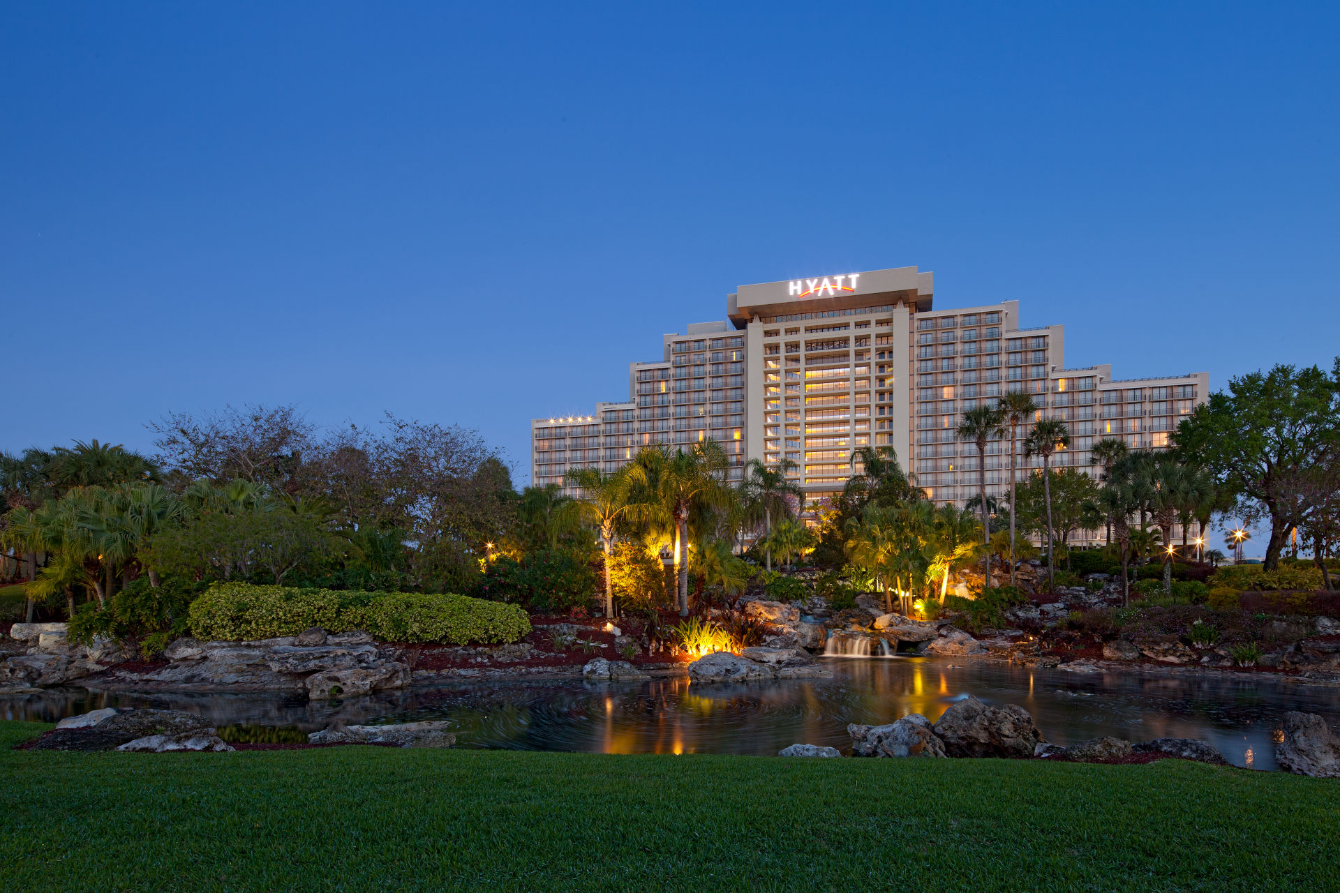 Hyatt Regency Grand Cypress 8
