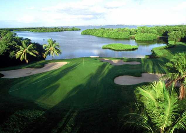 Crandon Golf Course 1