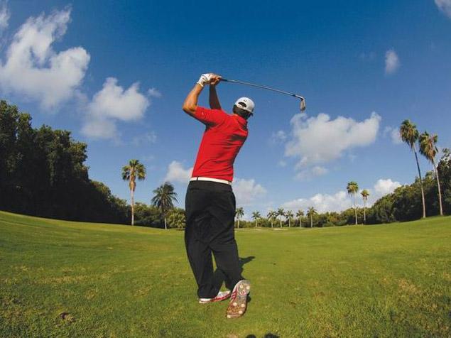 Crandon Golf Course 12