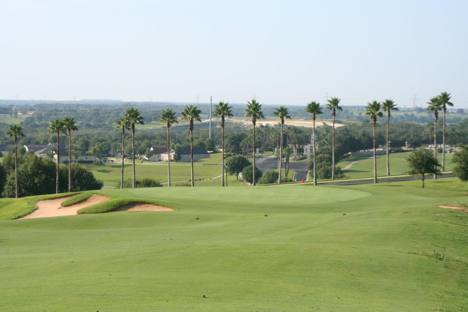 Sanctuary Ridge Golf Club 1