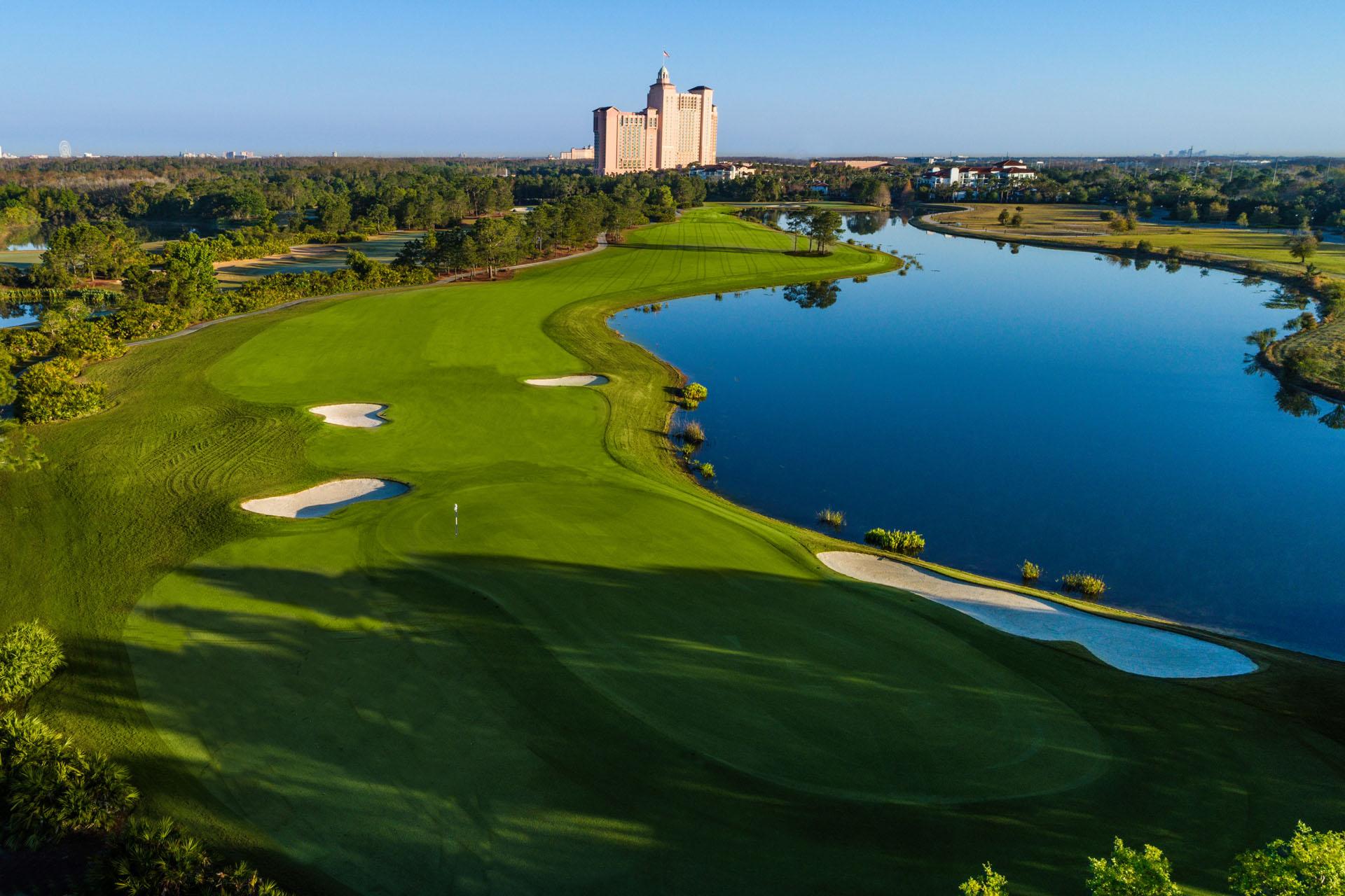 The Ritz-Carlton Golf Club - PKG