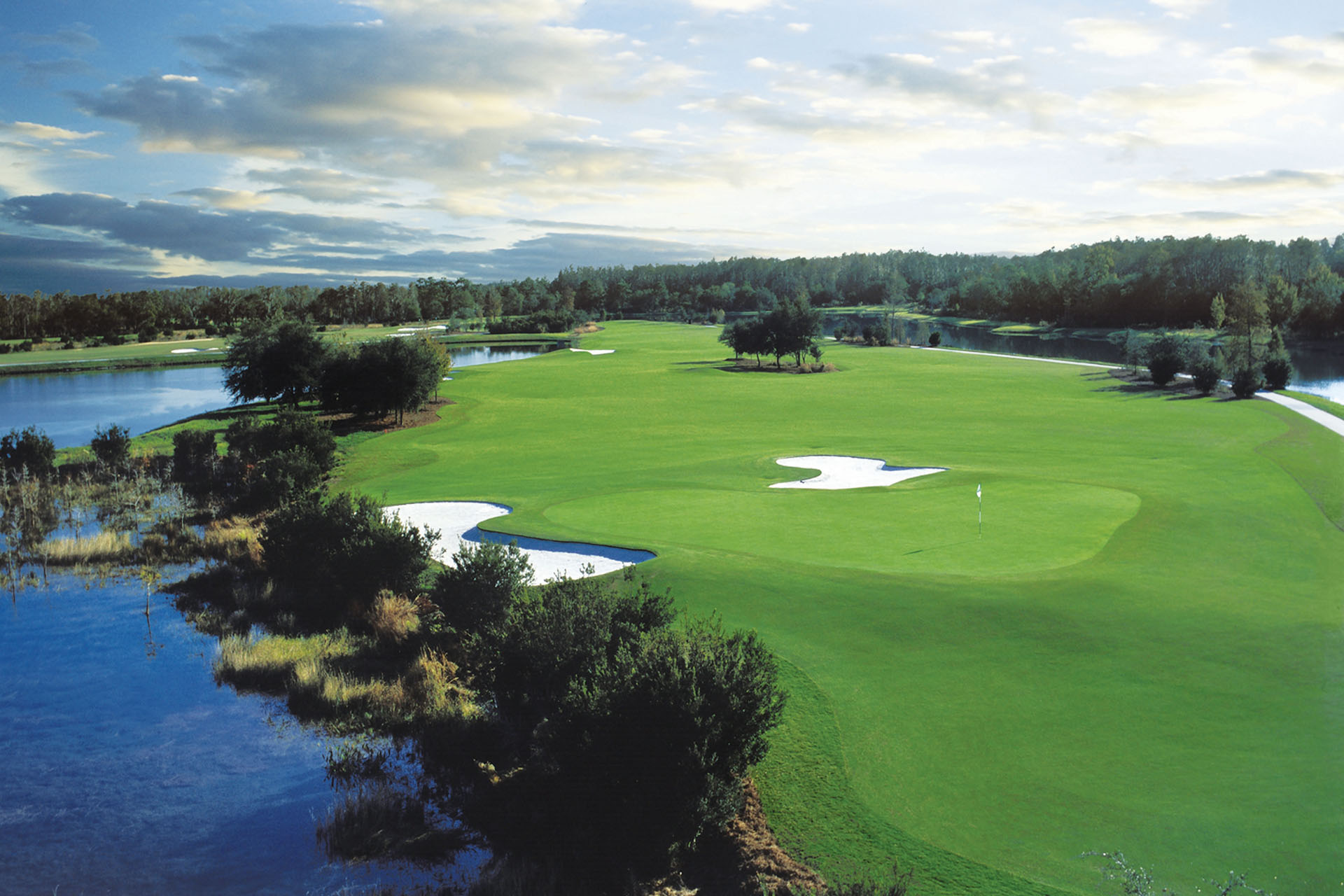The Ritz-Carlton Golf Club - PKG