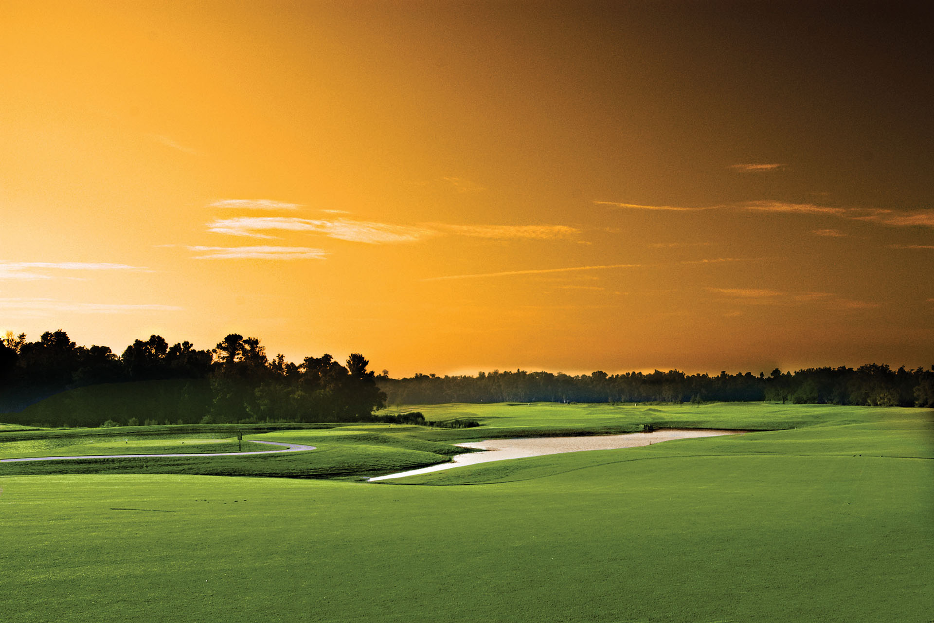 Mystical Golf Vacation!