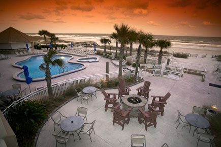 4th Night Free at Courtyard by Marriott Oceanfront
