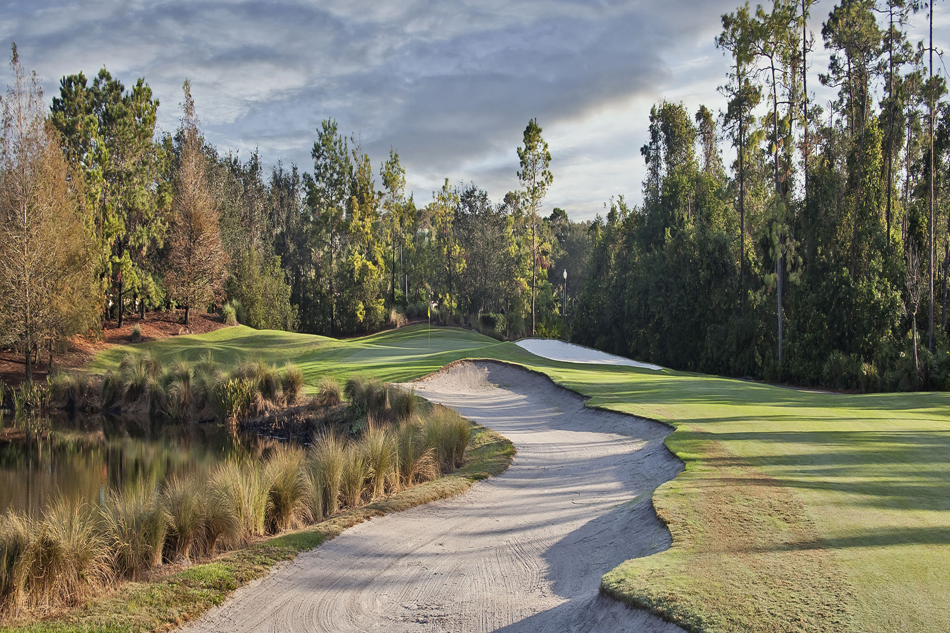 Orange Lake Golf Club - Legends Course 2