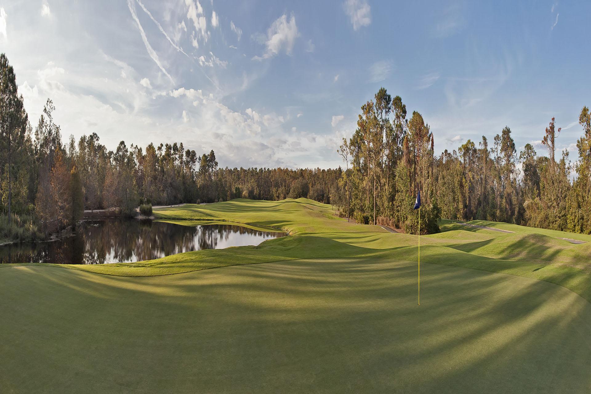 Orange Lake Golf Club - Legends Course 3