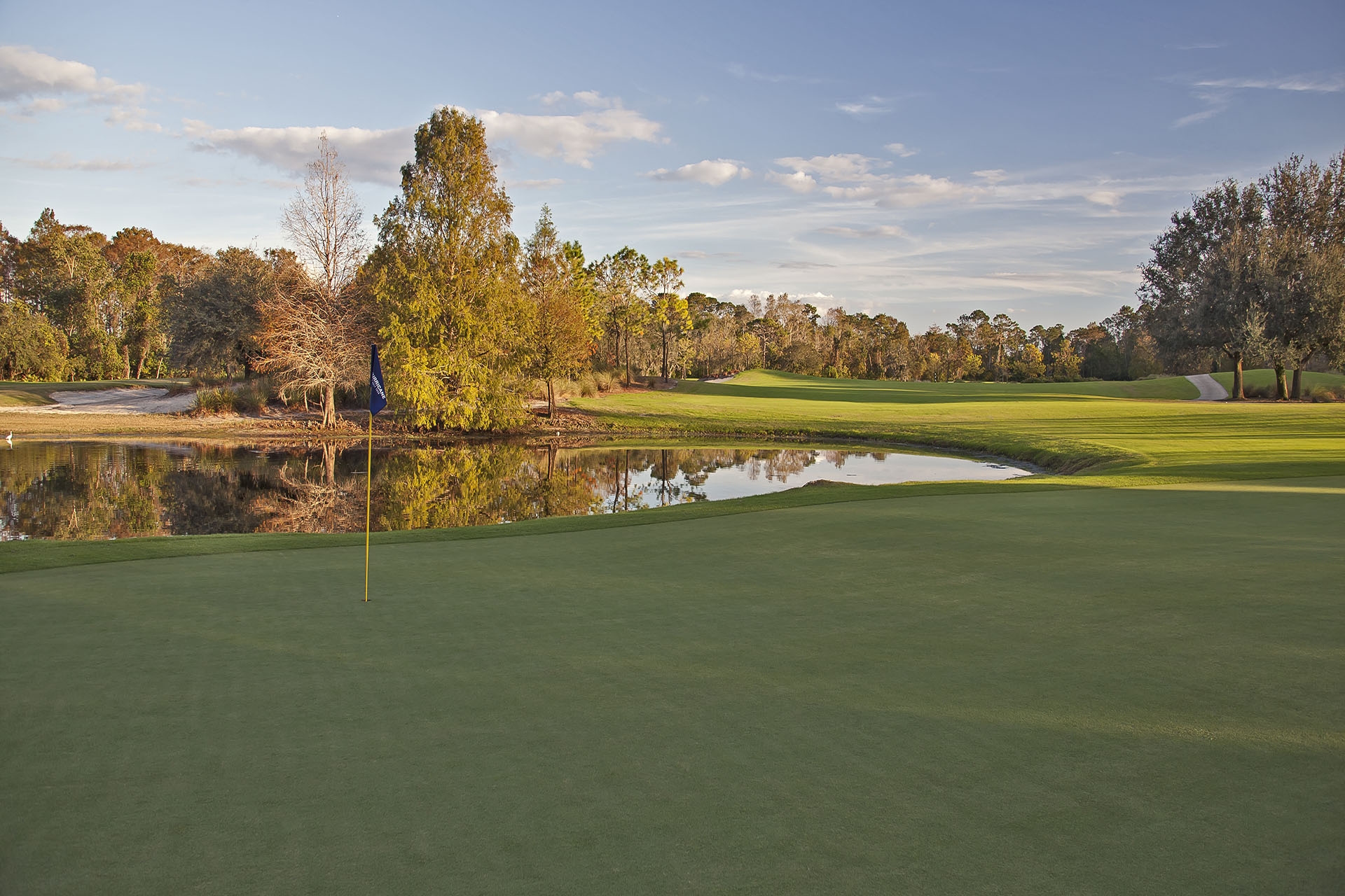 Orange Lake Golf Club - Legends Course 16