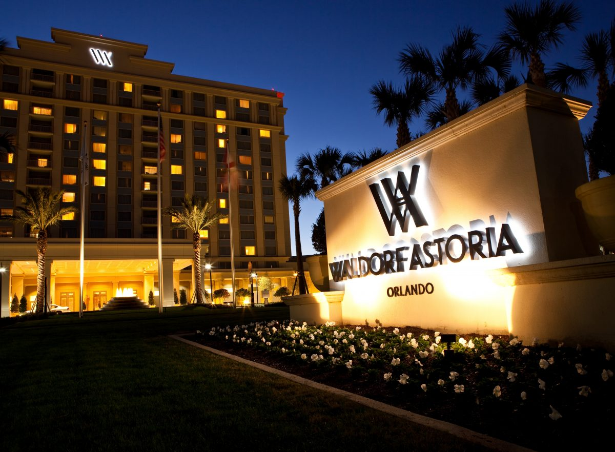 5th Night Free at Waldorf Astoria!