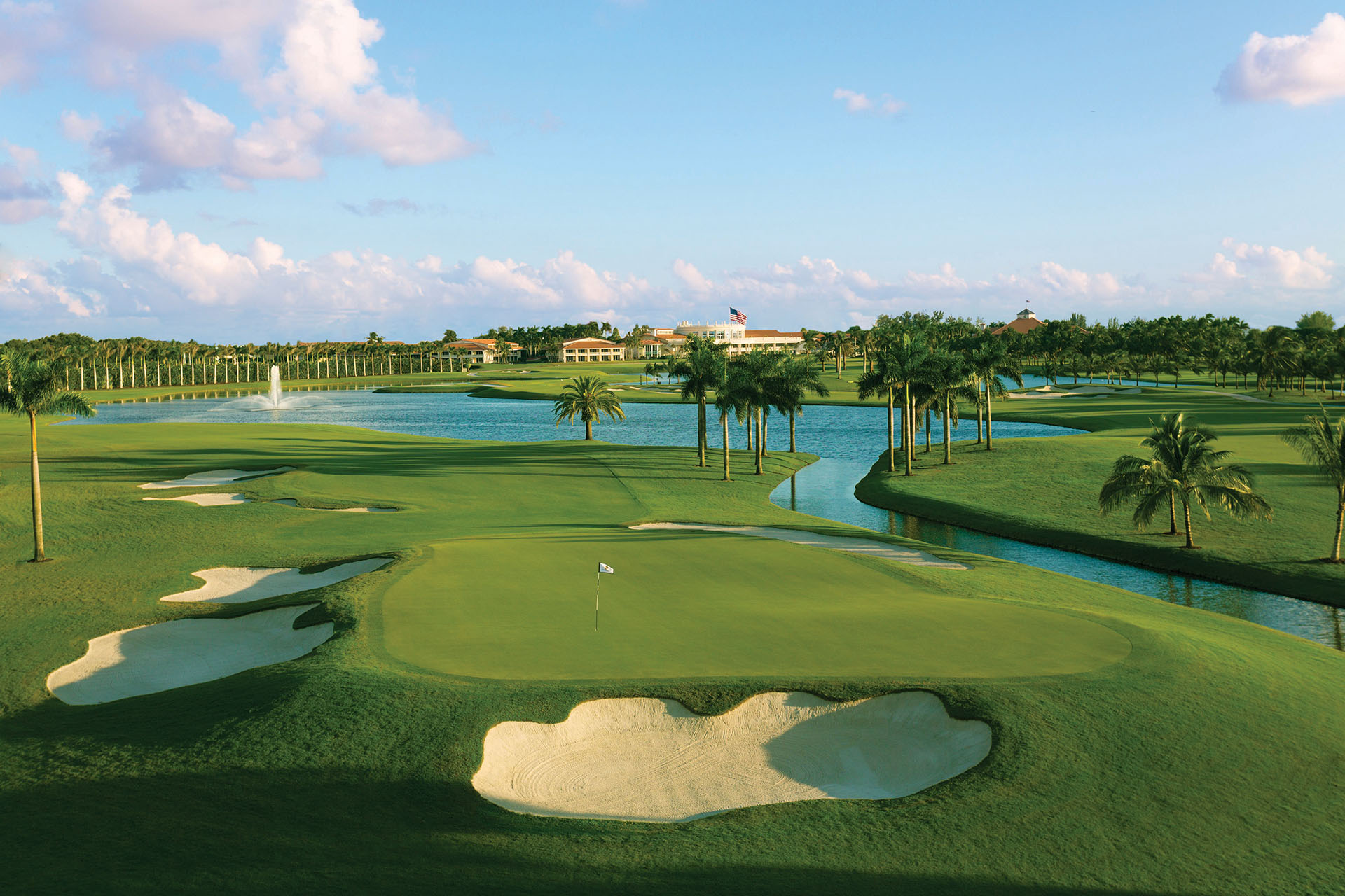 Stay & play at Trump National Doral