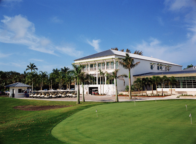 Naples Beach Hotel & Golf Club 18