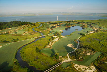 Stay and play on-site at Sea Island Resort