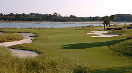 Kiawah Island Resort -  Oak Point Course