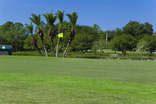 Eagles Golf Club - Lakes Course 8