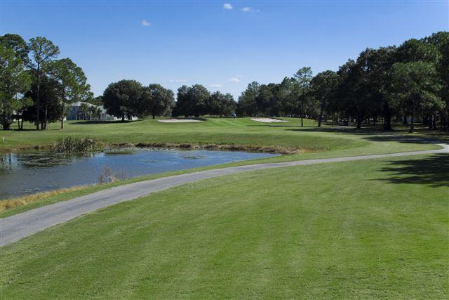 Eagles Golf Club - Lakes Course 9