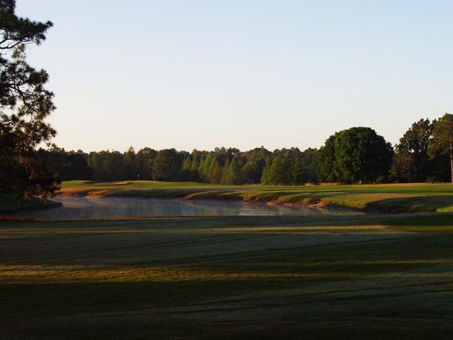Eagles Golf Club - Lakes Course 11