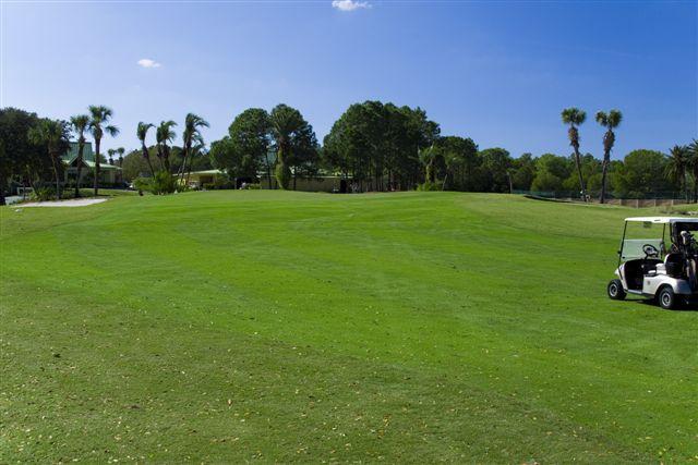 Eagles Golf Club - Lakes Course 13
