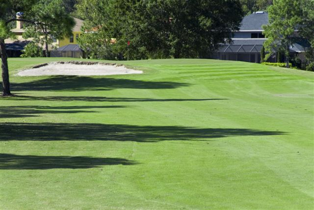 Eagles Golf Club - Lakes Course 15