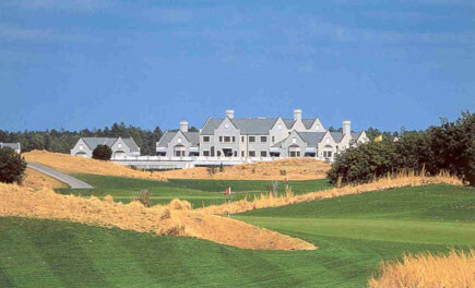 Legends Golf Resort - 4 Round (5th Free)