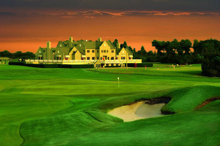 Fall with a 4th round Free at Legends Golf & Resort