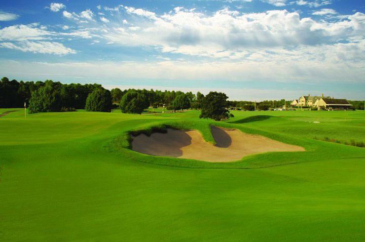 4th Round Free at Legends Golf Resort