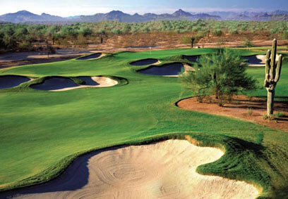 Wildfire Golf Club - Faldo Championship Course