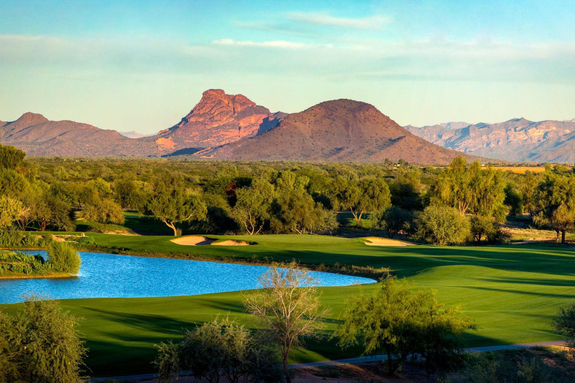 Talking Stick Golf Club - Piipaash Course