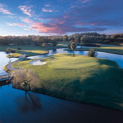 Innisbrook Golf Resort 8
