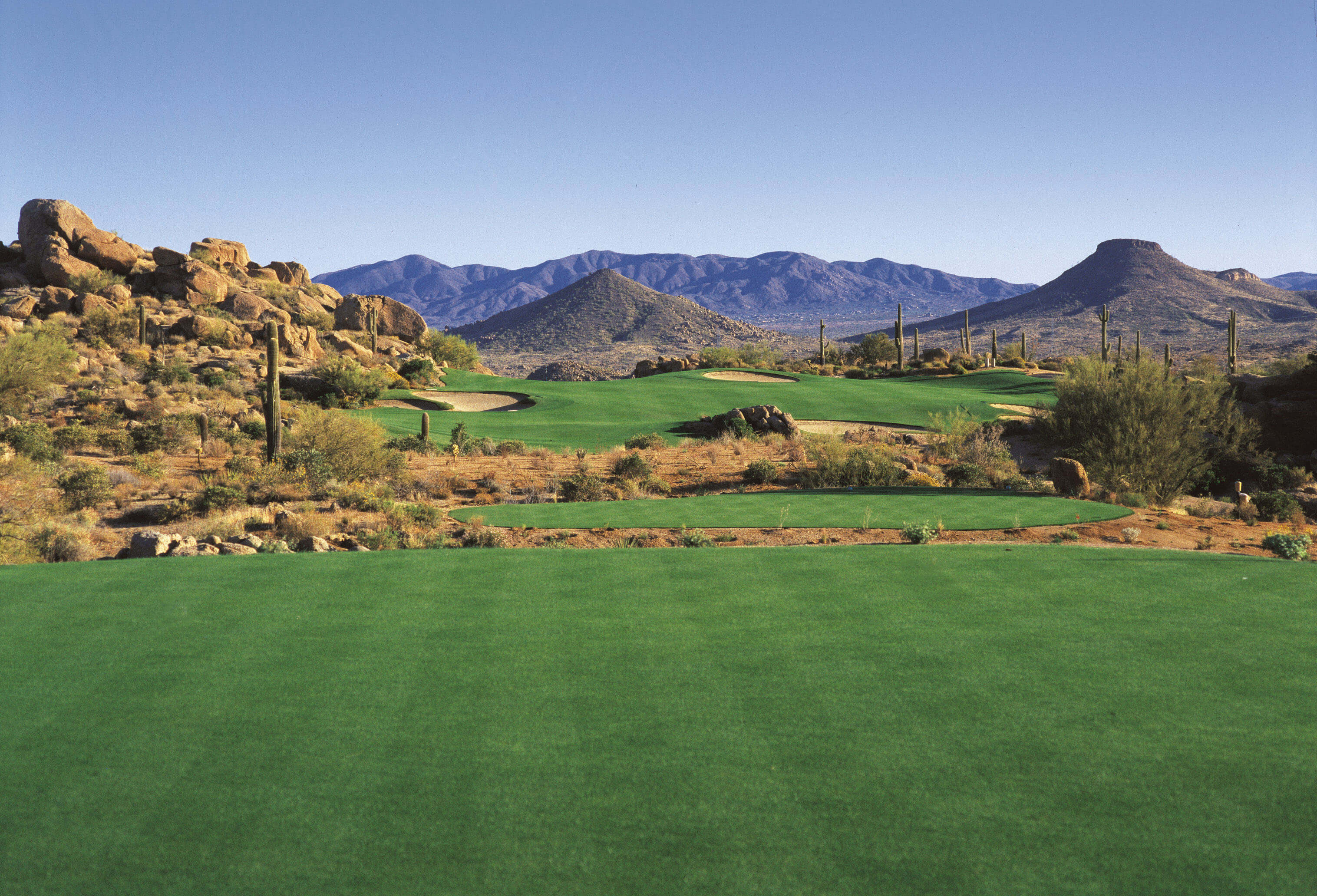 Scottsdale Arizona Golf Courses | Phoenix Golf Courses
