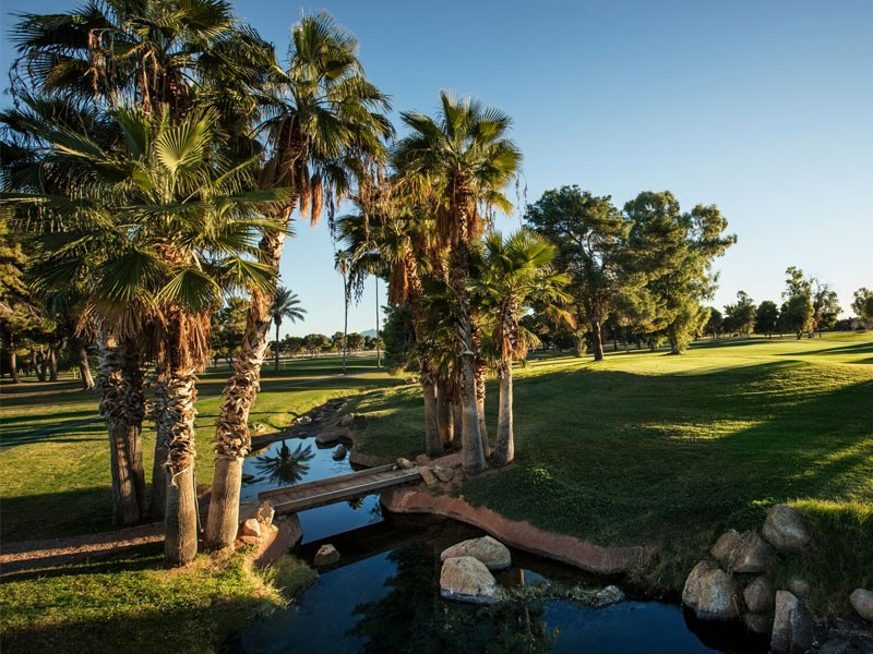 The Wigwam - Heritage Course