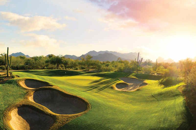 Grayhawk Golf Club- Raptor Course