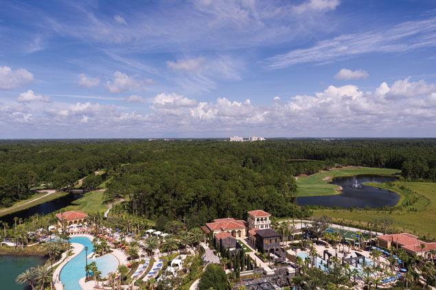 Four Seasons Resort Orlando at WDW 4