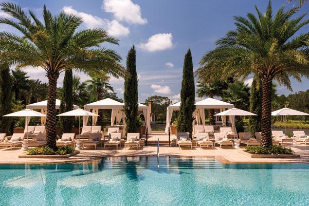 Four Seasons Resort Orlando at WDW 7
