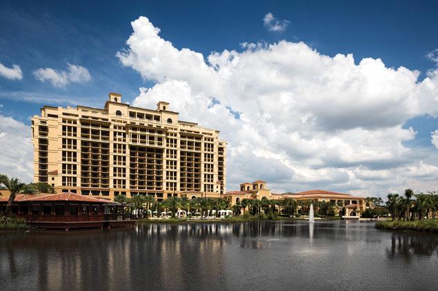 Four Seasons Resort Orlando at WDW 10