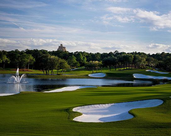 Tranquilo Golf Club - PKG