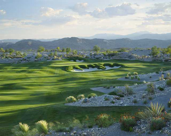 Coyote Springs Golf Club 1