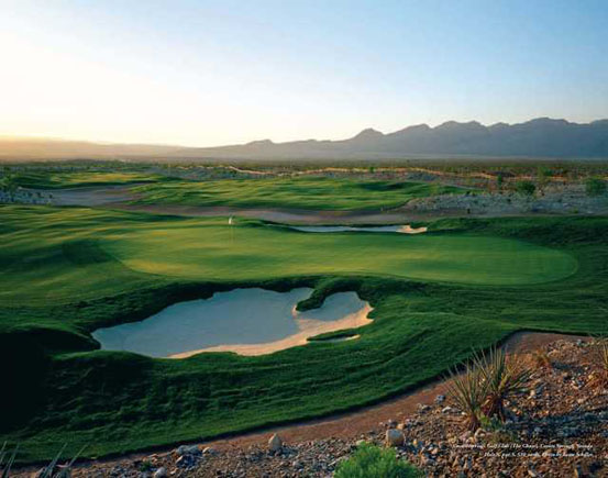 Coyote Springs Golf Club 3