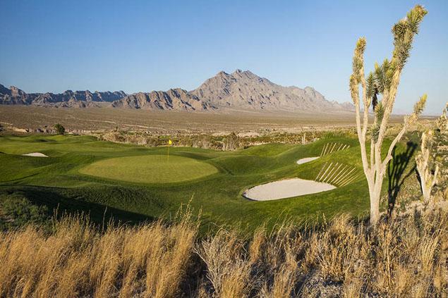 Paiute Golf Resort - Snow Mountain Course 11