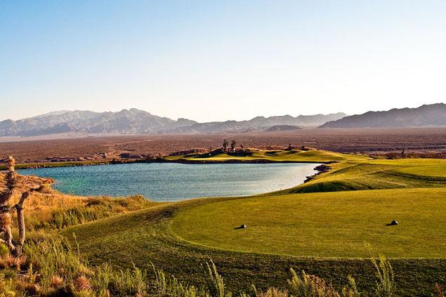 Paiute Golf Resort - Snow Mountain Course 13