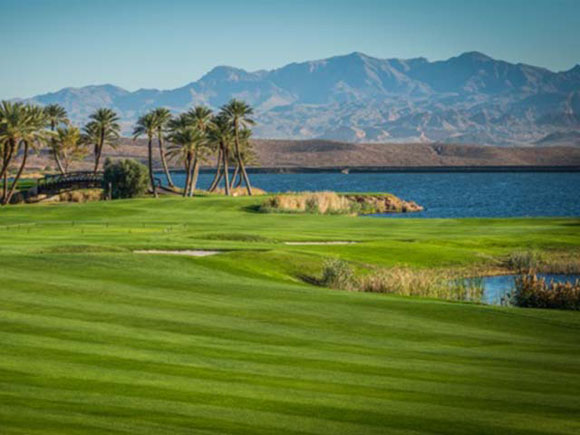 Ring In The New Year with Football & Golf in Las Vegas