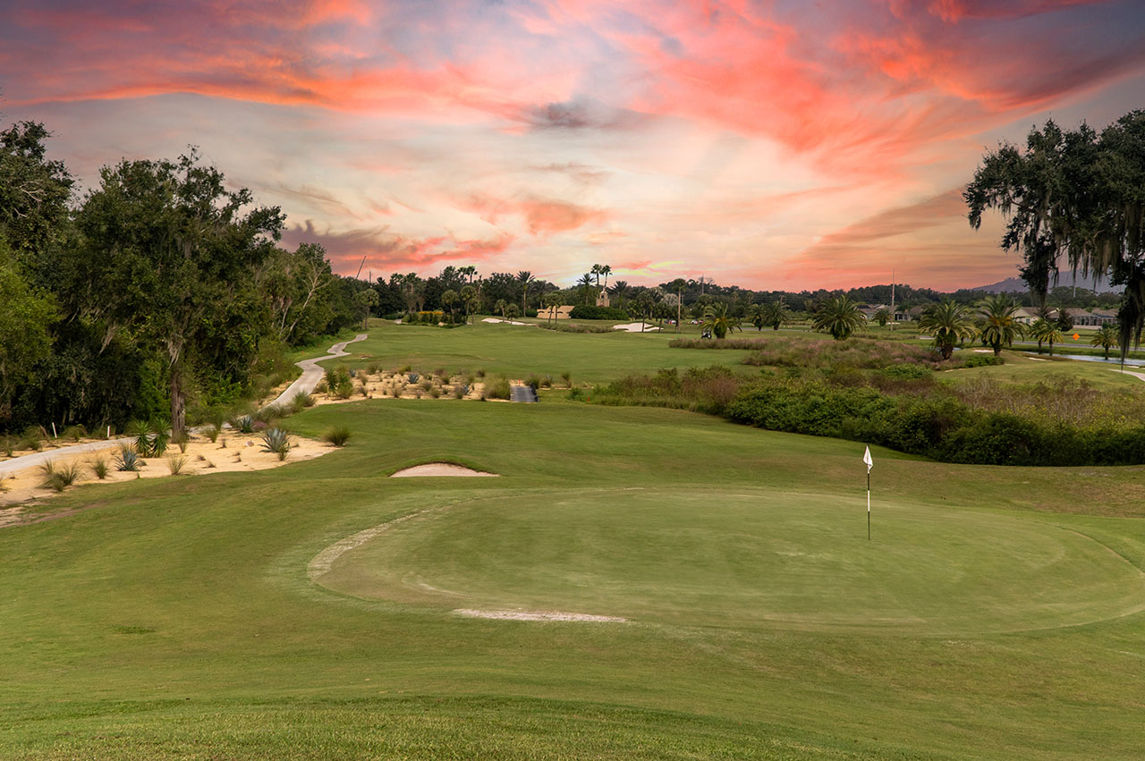 Ridgewood Lakes Golf Club 1