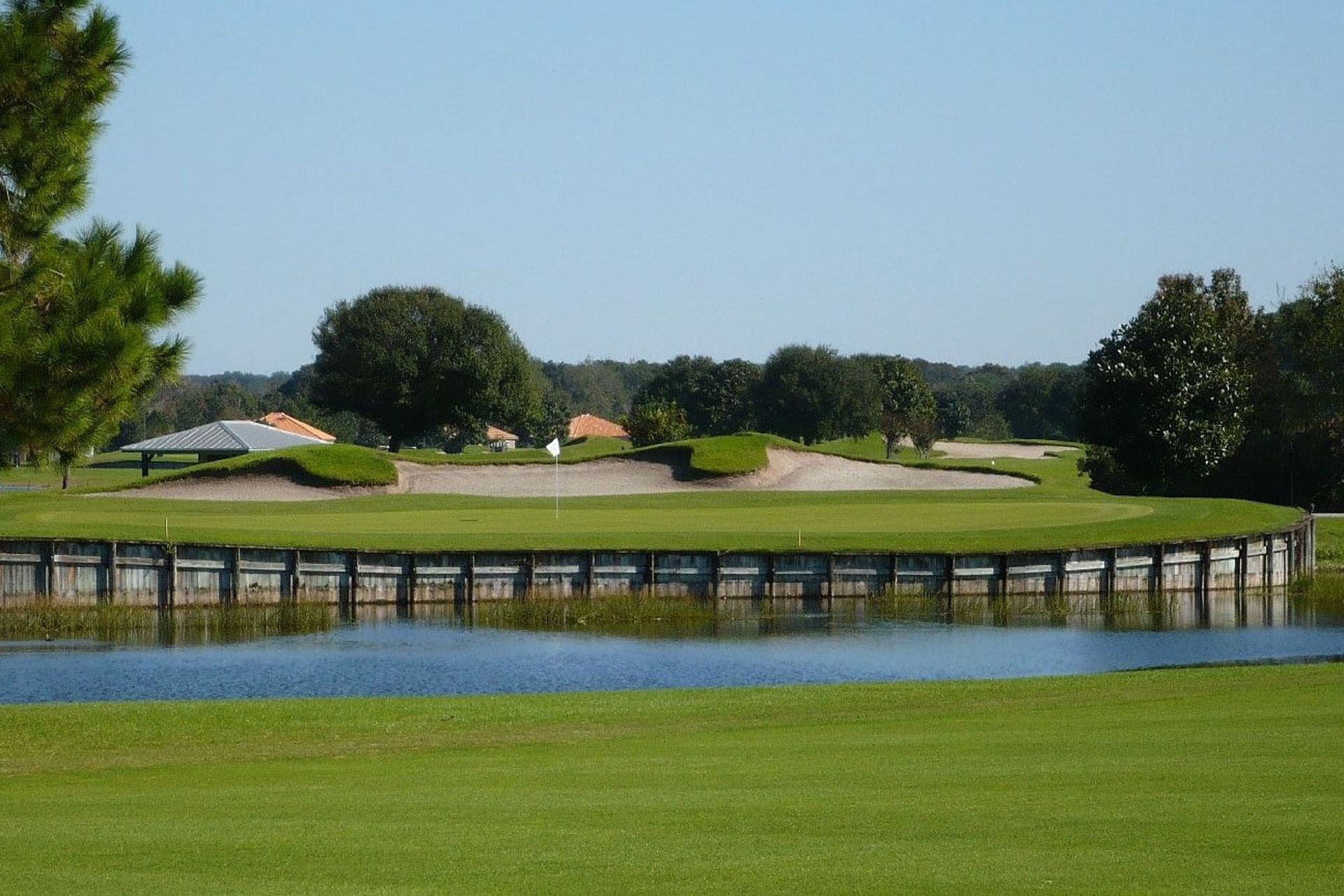 Deer Island Country Club 1